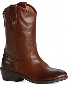 Frye Kids' Melissa Button Boots