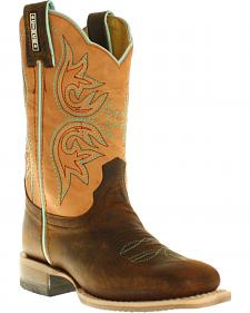 Cinch Youth Boys' Mad Dog Western Boots - Square Toe