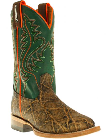Cinch® Youth Boys' Elephant Boots - Square Toe