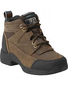 Ariat Boys' Terrain Lace-Up Boots