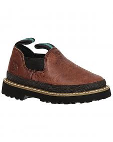 Georgia Toddler Boys' Leather Romeo Shoes