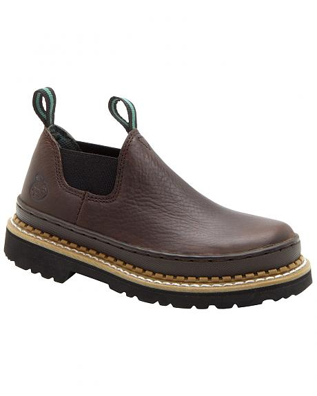 Georgia Youth Little Giant Romeo Casual Shoes