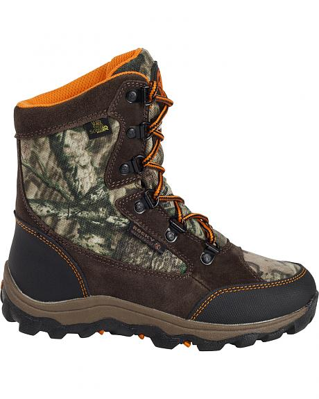 Rocky Youth Boys' R.A.M. Waterproof Insulated Boots