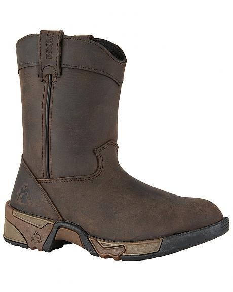 Rocky Kids' Aztec Pull-On Boots