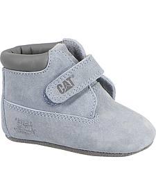 Caterpillar Infant Boys' Precious Crib Shoe Boots