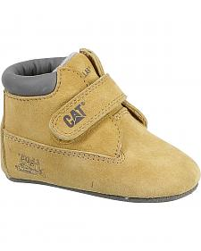 Caterpillar Infant Boys' Precious Crib Shoe Boots