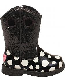 Blazin Roxx Toddler Girls' Lil' Pearl Boots