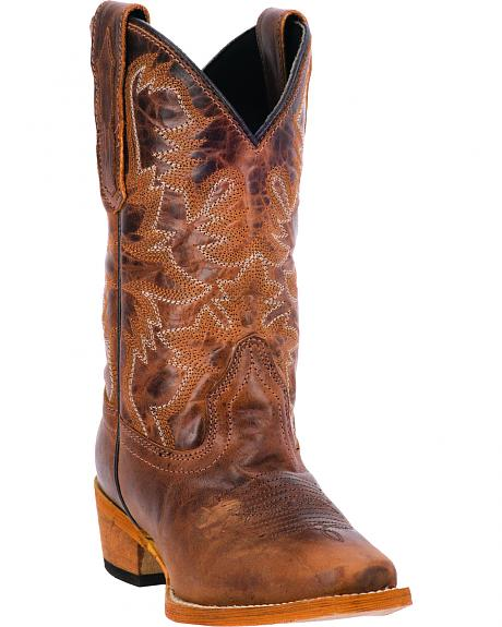 Dan Post Boys' Sherman Cowboy Boots