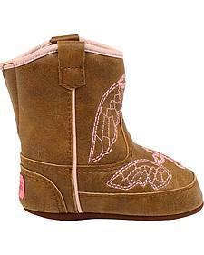 Blazin Roxx Gracie Baby Bucker Boots