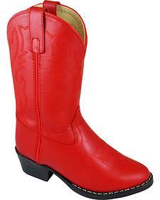 Smoky Mountain Toddler Girls' Denver Western Boots - Round Toe