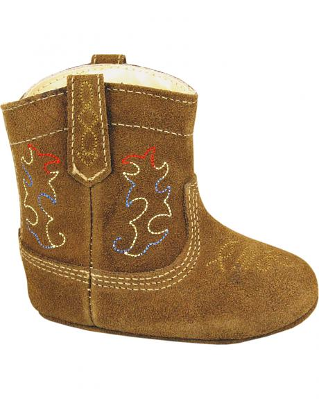 Smoky Mountain Infants' Baby Doe Pre-Walker Booties
