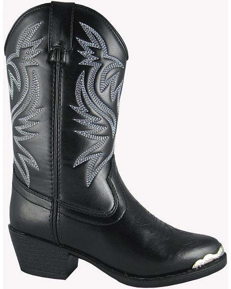 Smoky Mountain Boys' Mesquite Western Boots - Round Toe