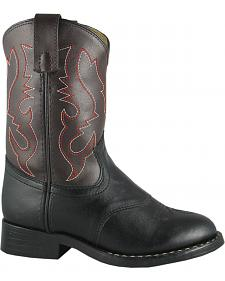 Smoky Mountain Boys' Diego Western Boots - Round Toe