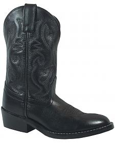 Smoky Mountain Boys' Denver Western Boots - Round Toe