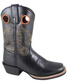 Smoky Mountain Boys' Mesa Western Boots - Square Toe