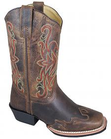 Smoky Mountain Boys' Rialto Western Boots - Square Toe