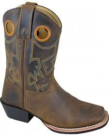Smoky Mountain Boys' Mesa Western Boots - Square Toe