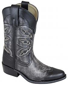 Smoky Mountain Boys' Preston Western Boots - Snip Toe