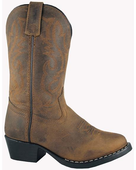Smoky Mountain Youth Boys' Denver Western Boots - Round Toe