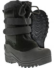 Itasca Youth Boys' Little Pac Winter Boots