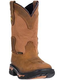 Dan Post Kid's Everest Boots - Square Toe