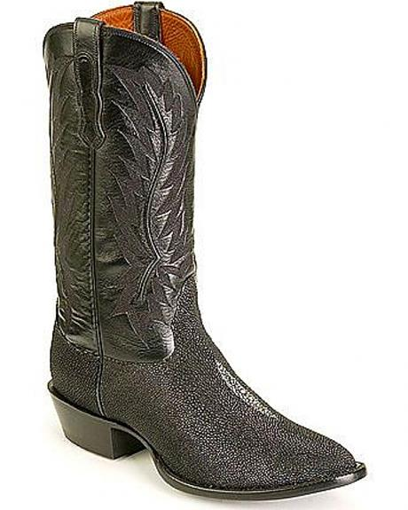 Nocona Stingray Cowboy Boots - Pointed Toe