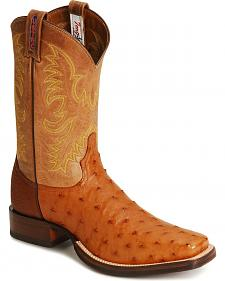 Tony Lama Full Quill Stockman Boots