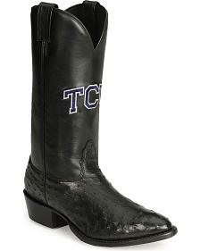 Nocona Texas Christian University College Boots