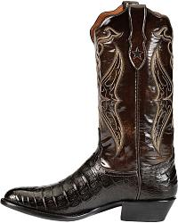 Tony Lama Signature Series Caiman Belly Cowboy Boots at Sheplers