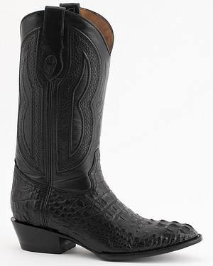 Ferrini Caiman Body Cowboy Boots - Round Toe
