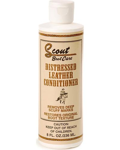 Scout Distressed Leather Conditioner Western & Country 3615