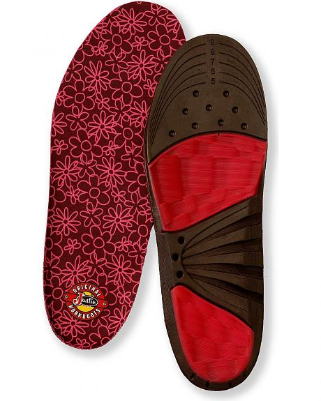 Women's Justin Boot Insoles