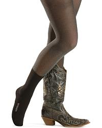 Mid-Calf Sock Foot Boottights at Sheplers