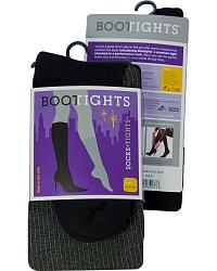 Brown Mid-Calf Sock Foot Bootights at Sheplers
