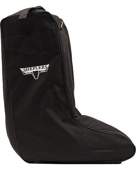 Sheplers Tall Nylon Boot Bag