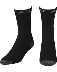 Ariat Work Boot Socks - 3 Pack