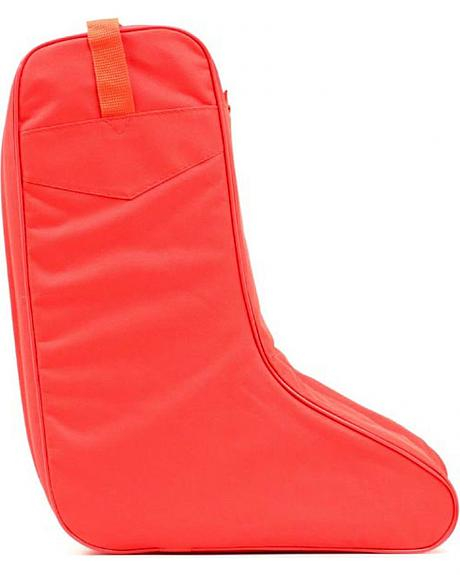 M&F Western Red Boot Bag