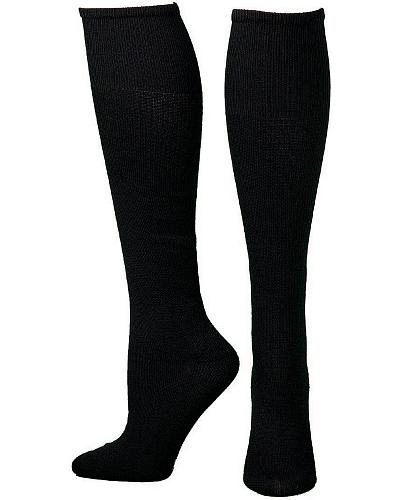 Boot Doctor Mens Over the Calf Black Boot Sock Western & Country 499301
