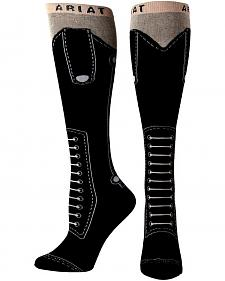 Ariat Women's Monaco Knee Socks