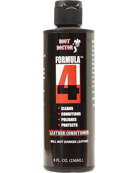 Boot Doctor Formula 4 Leather Conditioner - 8-Oz.