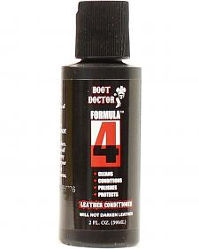 Boot Doctor Formula 4 Leather Conditioner - 2-Oz.