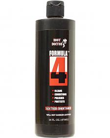 Boot Doctor Formula 4 Leather Conditioner - 16-Oz.