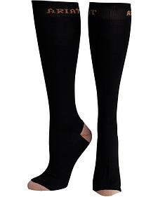 Ariat Women's Heavy Duty Sport Socks