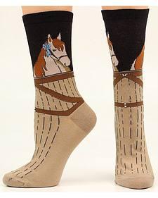 Ariat Horse Stable Crew Socks