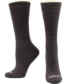 Ariat Men's Micro Modal Uniform Socks - Two Pack