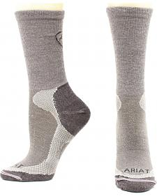 Ariat Men's Merino Liner Sock
