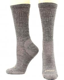 Ariat Men's Merino Light Hiker Socks
