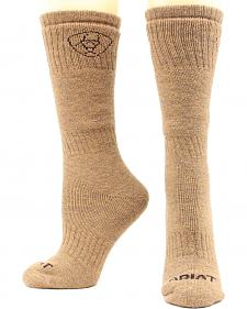Ariat Men's Merino Hunting Socks - Two Pack