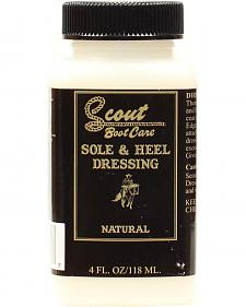 Scout Sole and Heel Dressing - 4 Ounce