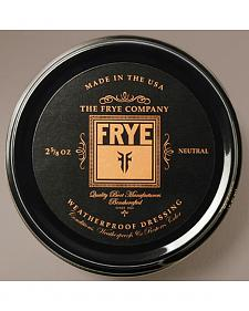 Frye Weatherproof Boot and Shoe Dressing Cream
